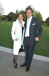 SVEN & ZOE LEY he is heir to the Escada fashion empire at 'Horticouture' a charity fashion show to raise funds for Tommy's, the baby charity and The Royal Botanic Gardens, Kew held at Kew on 12th May 2005.<br /><br />NON EXCLUSIVE - WORLD RIGHTS
