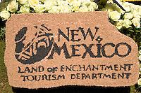 New Mexico Tourism Department 2008 Tournament of Roses Parade Float, Pasadena, California