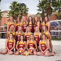 USC Beach Volleyball 2016