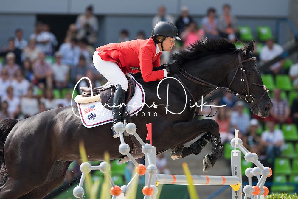 Beezie Madden, (USA), Cortes C - Show Jumping Final Four - Alltech FEI World Equestrian Games™ 2014 - Normandy, France.<br /> © Hippo Foto Team - Jon Stroud<br /> 07-09-14