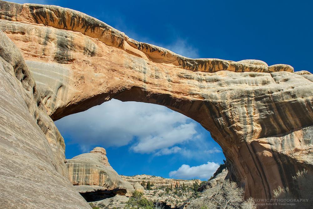Sipapu Bridge, Natural Bridges National Monument Utah