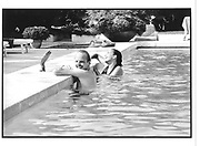 Pierto Belinglerzi and the princess Olga of Greece Cipnari© Copyright Photograph by Dafydd Jones 66 Stockwell Park Rd. London SW9 0DA Tel 020 7733 0108 www.dafjones.com