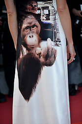 Veronika Heilbrunner attending the premiere of The Biguiled held at The Grand Theatre during the 70th Cannes Film Festival in France.