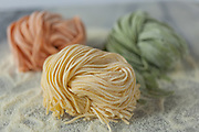 Photo test shoot for EATALY. Tagliatelle and tagliolini pasta photographed and styled in my studio