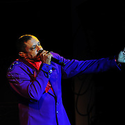 Ron Tyson performing with The Temptations at The Music Hall in Portsmouth, NH
