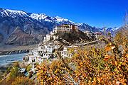 Key Monestary of Spiti, Himachal Pradesh, India