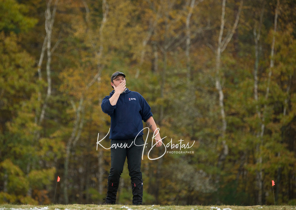 Disc Golf Tournament at Castle in the Clouds.  Karen Bobotas for the Laconia Daily Sun