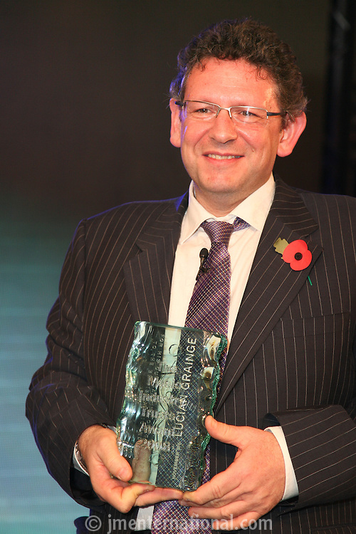 Lucian Grainge (MIT Awards recipient and Universal Music Group International Chairman/CEO)