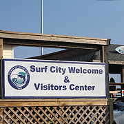 Surf City, NC, is a small town located on Topsail Island. The town is mostly known as a tourist vacation destination for its beaches, fishing,  and surfing.