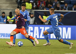 October 2, 2018 - France - David Silva 21 (Credit Image: © Panoramic via ZUMA Press)