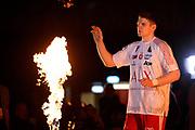 Gudaitis Arturas<br /> A X Armani Exchange Olimpia Milano - Pallacanestro Cantu<br /> Basket Serie A LBA 2019/2020<br /> Milano 05 January 2020<br /> Foto Mattia Ozbot / Ciamillo-Castoria