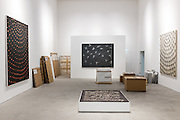 DUBAI, UAE - APRIL 30, 2016: The New York Leila Heller Gallery recently opened its first international location in Alserkal Avenue in Dubai' Al Quoz Industrial Area.