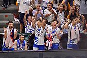 DESCRIZIONE : Campionato 2014/15 Serie A Beko Dinamo Banco di Sardegna Sassari - Grissin Bon Reggio Emilia Finale Playoff Gara4<br /> GIOCATORE : Massimo Chessa Panchina<br /> CATEGORIA : Ritratto Esultanza Panchina<br /> SQUADRA : Dinamo Banco di Sardegna Sassari<br /> EVENTO : LegaBasket Serie A Beko 2014/2015<br /> GARA : Dinamo Banco di Sardegna Sassari - Grissin Bon Reggio Emilia Finale Playoff Gara4<br /> DATA : 20/06/2015<br /> SPORT : Pallacanestro <br /> AUTORE : Agenzia Ciamillo-Castoria/GiulioCiamillo