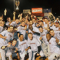 09.23.09 Lake Erie Crushers 2009 Frontier League Champions