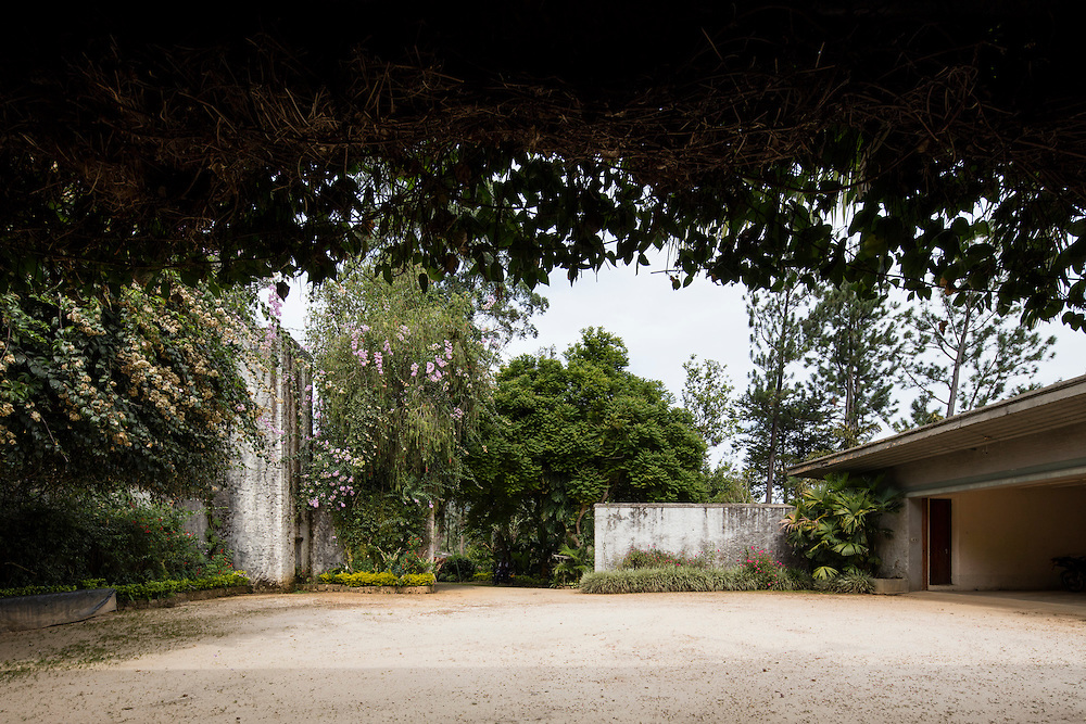 The Strathspey Estate Bungalow<br /> Upcott, Maskeliya, Sri Lanka. <br /> 1959&ndash;1960. Geoffrey Bawa