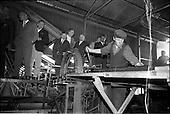 1963 - Finnish visitors tour Bord na Mona works