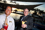 Emmanuel Cruz and Andrew Wilson, SKYCITY Casino. Darwin. Editorail Darwin Life Magazibe. Photo Shane Eecen. Creative Light Studios.