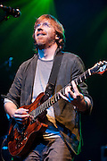 Trey Anastasio Band at the Riviera Theatre in Chicago, Ill. on February 19, 2011.