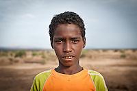 Afar boy, Danakil Depression, Ethiopia. 2013