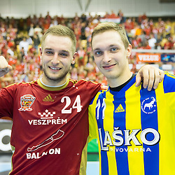 20151115: SLO, Handball - EHF Champions League Men 2015/16, RK Celje PL vs MKB Veszprem KC
