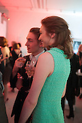 ROSS TOMLINSON; ELEANOR TOMLINSON,  Roger Vivier - book by Virginie Mouzat and Colombe Pringle: a celebration of the late designer's career and work,  launch party. Saatchi Gallery, Sloane Sq. London. 24 April 2013.
