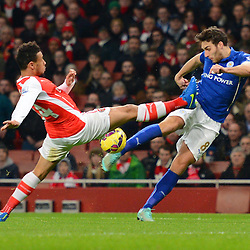 Arsenal v Leicester City | Premier League | 11 February 2015