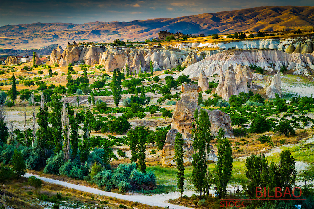 Cappadocia Region. Nevsehir province. Turkey