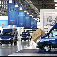 il Fiat Industrial Village di Torino, il primo centro polivalente di Fiat Industrial nel mondo, realizzato per vendere, assistere e presentare i prodotti di CNH, Iveco e FPT Industrial.