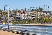 San Clemente Neighborhood in the Pier Bowl