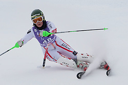 19.12.2010, Val D Isere, FRA, FIS World Cup Ski Alpin, Ladies, Super Combined, im Bild Stefanie Moser (AUT) whilst competing in the Slalom section of the women's Super Combined race at the FIS Alpine skiing World Cup Val D'Isere France. EXPA Pictures © 2010, PhotoCredit: EXPA/ M. Gunn / SPORTIDA PHOTO AGENCY