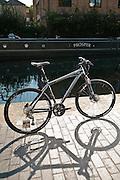 Bicycle `buyer magazine hybrids, mtbs shoot. London, Sept 2011 Hybrid bikes