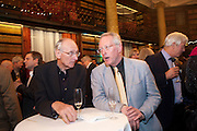 JOHN CAREY; DIARMID MACCULLOCH, 30th Anniversary of the London Review of Books.  One Whitehall Place. ( National Liberal Club) London SW1. 29 October 2009