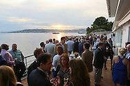 CAP D'ANTIBES, FRANCE - JUNE 17:  The venue during Clear Channel Media And Entertainment And MediaLink Dinner at Hotel du Cap-Eden-Roc on June 17, 2014 in Cap d'Antibes, France.  (Photo by Tony Barson/Getty Images for Clear Channel)
