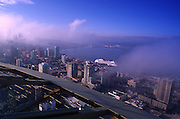 View From Space Needle, Seattle, Washington<br />