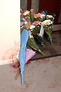 Shakilus Townsend 16, STABBED TO DEATH IN THORNTON HEATH BEULAH CRES..PIC JAYNE RUSSELL 3.7.08