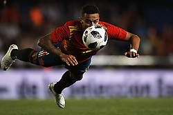 June 3, 2018 - Vila-Real, Castellon, Spain - Thiago Alcantara (Bayern Munchen) during a International friendly match between Spain against Switzerland in La Ceramica Stadium, Villarreal, Spain, on 03 June of 2018. (Credit Image: © Jose Breton/NurPhoto via ZUMA Press)