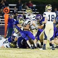 9-25-14 Berryville Jr High Football vs Shiloh