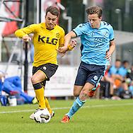 12-07-2016: Voetbal: Jong FC Utrecht v Jong Roda JC: Utrecht<br /> <br /> (L) Jorrit Smeets van Roda JC<br /> <br /> De eerste thuiswedstrijd van de oefencampagne van Jong FC Utrecht . De Jupiler League-ploeg van trainer/coach Robin Pronk won op Sportcomplex Zoudenbalch met 3-2 van de beloftenformatie van Roda JC Kerkrade<br /> <br /> Foto: Gertjan Kooij