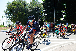 Doris Schweizer (SUI) at Giro Rosa 2018 - Stage 3, a 132 km road race starting and finishing in Corbetta, Italy on July 8, 2018. Photo by Sean Robinson/velofocus.com