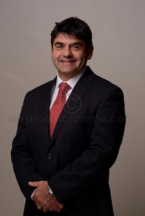 Christopher MacGuire, Director del Language Center UC. Campus Oriente, Pontificia Universidad Catolica. Santiago de Chile, 23-05-2014. (©Alvaro de la Fuente/Triple.cl)