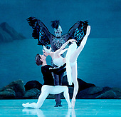 Swan Lake Mariinsky Ballet 27th July 2017