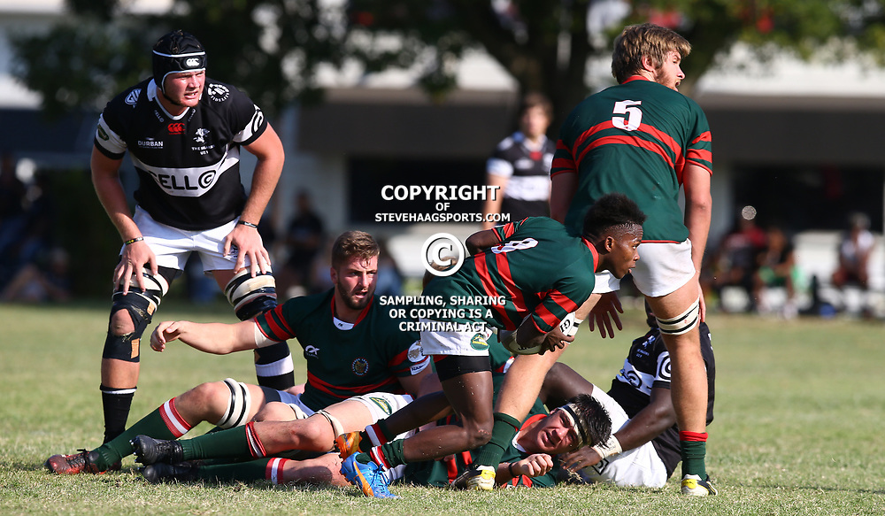 General views during The Cell C Shark 21's and Leopards  21's Currie Cup at Growthpoint Kings Park KP2 in Durban, South Africa. 8th September  2017 (Photo by ( Steve Haag Sports)