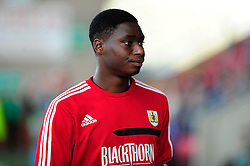 Bristol City's Jordan Wynter - Photo mandatory by-line: Robin White/JMP - Tel: Mobile: 07966 386802 21/10/2013 - SPORT - FOOTBALL - Selhurst Park - London - Crystal Palace V Fulham - Barclays Premier League