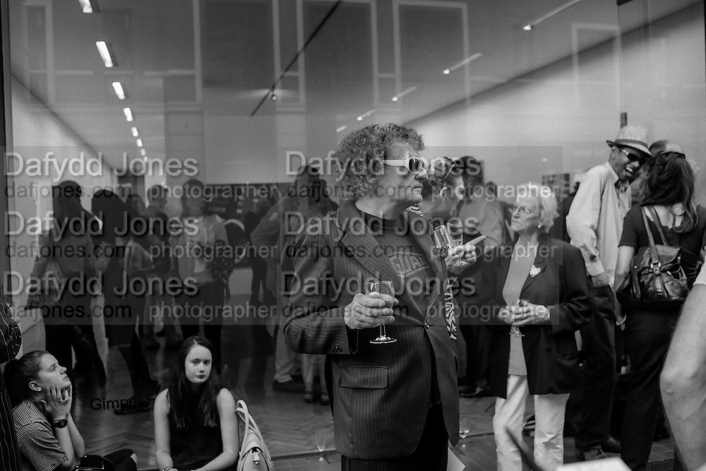 Albert Irvin: Painting the Human Spirit - private view<br /> Exhibition dedicated to the memory of Albert Irvin who passed away in March 2015. Private view held on anniversary of Irvin's birthday .Gimpel Fils Gallery, 30 Davies Street, London, 21 August 2015.