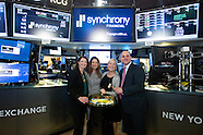Synchrony Financial at NYSE