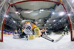 Fabian Weinhandl (Moser Medical Graz 99ers, #69) during ice-hockey match between HDD Tilia Olimpija and Moser Medical Graz 99ers in 21st Round of EBEL league, on November 21, 2010 at Hala Tivoli, Ljubljana, Slovenia. (Photo By Matic Klansek Velej / Sportida.com)