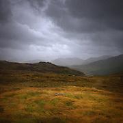 Balvraid hills, Glenelg
