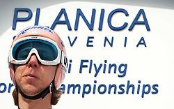 21.03.2010, Planica, Kranjska Gora, SLO, FIS SKI Flying World Championships 2010, Flying Hill Team, im Bild KOCH Martin, ( AUT ), EXPA Pictures © 2010, PhotoCredit: EXPA/ J. Groder / SPORTIDA PHOTO AGENCY
