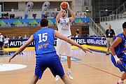 TRENTO, 26/07/2012<br /> TRENTINO BASKET CUP 2012<br /> ITALIA - BOSNIA ED ERZEGOVINA<br /> NELLA FOTO: ANEGLO GIGLI<br /> FOTO CIAMILLO