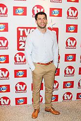 © Licensed to London News Pictures. 09/09/2013, UK. Kelvin Fletcher,  TV Choice Awards, The Dorchester Hotel, London UK, 09 September 2013 Photo credit : Richard Goldschmidt/Piqtured/LNP